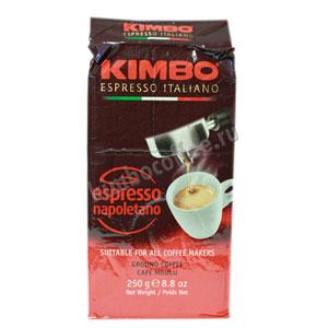 Кофе Kimbo молотый Espresso Napoletano 250 гр