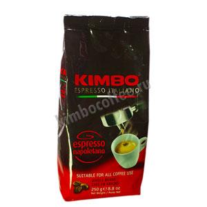 Кофе Kimbo(Кимбо) Espresso Napoletano